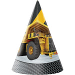 Construction Birthday Party Hat
