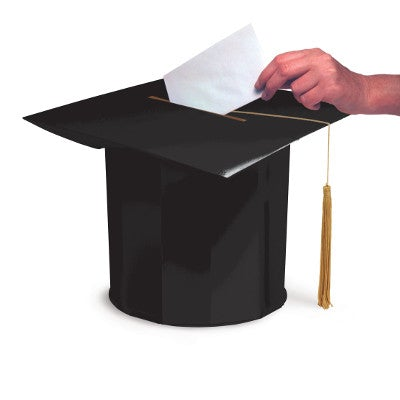 Graduation Mortarboard Card Box