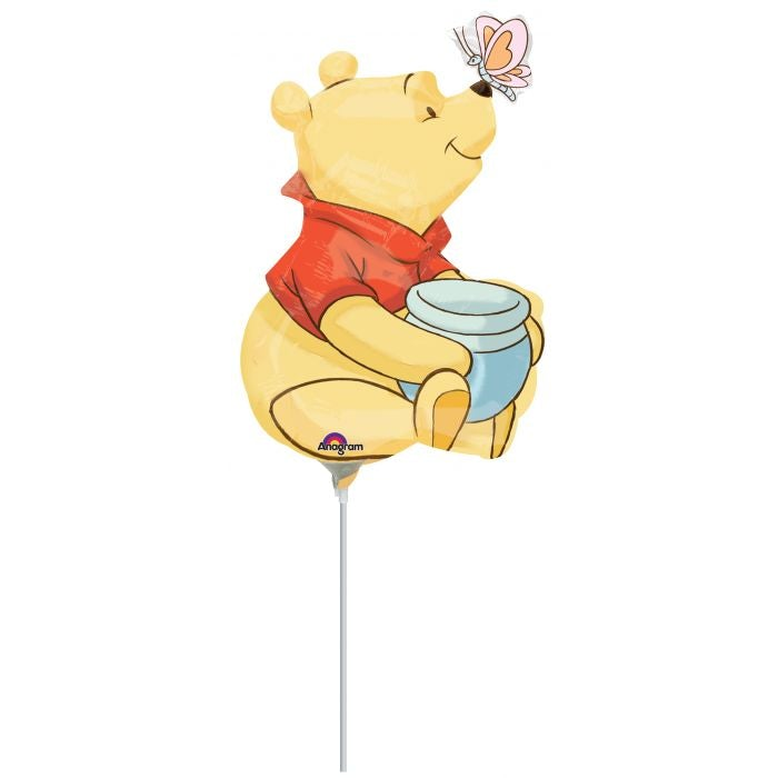 "14"" Pooh Full Body by Anagram"