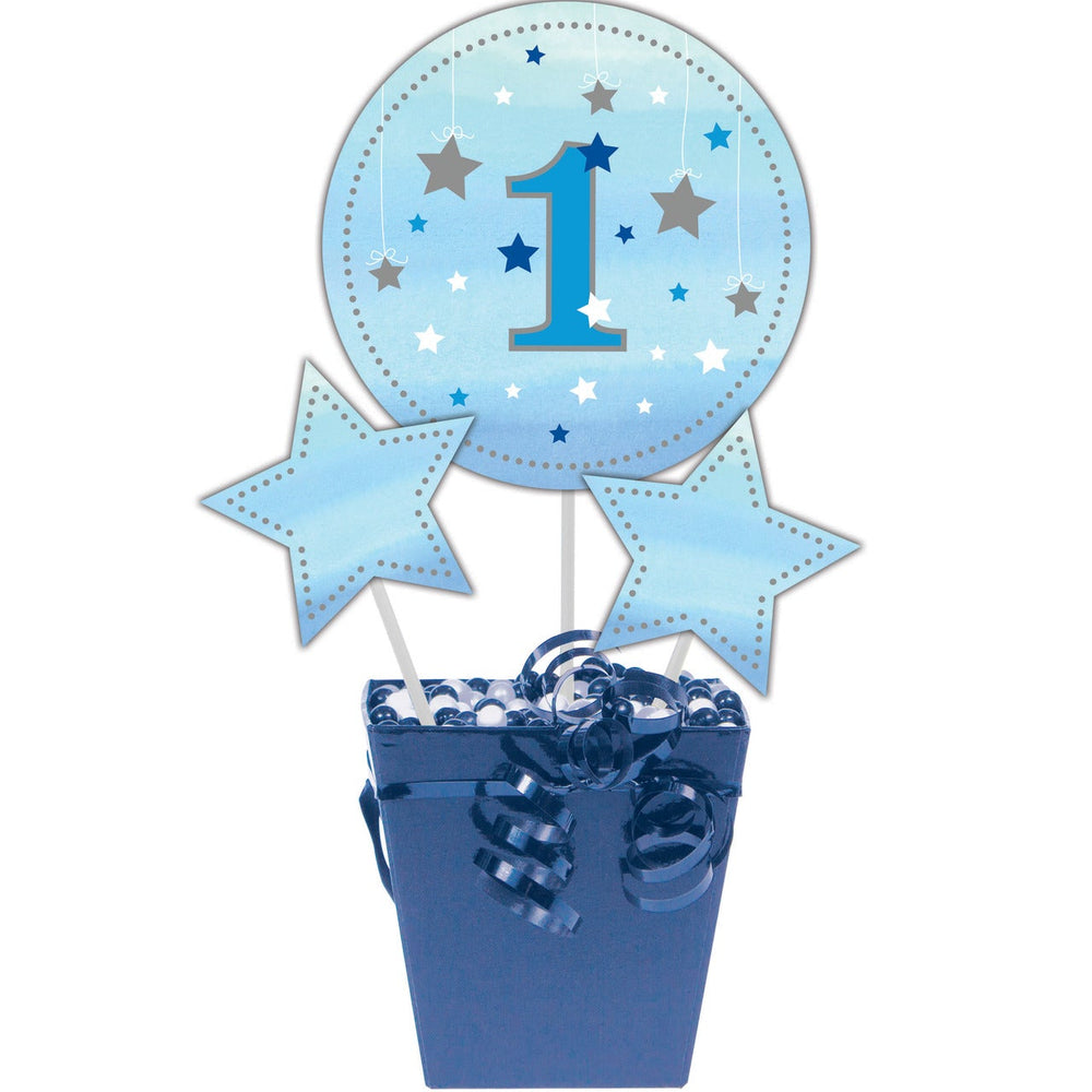 One Little Star Centerpiece Sticks