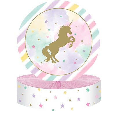 Unicorn Sparkle Centerpiece Ho