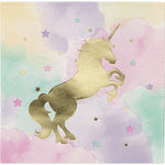 Unicorn Sparkle Lunch Napkin