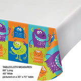 Fun Monsters Table-cover