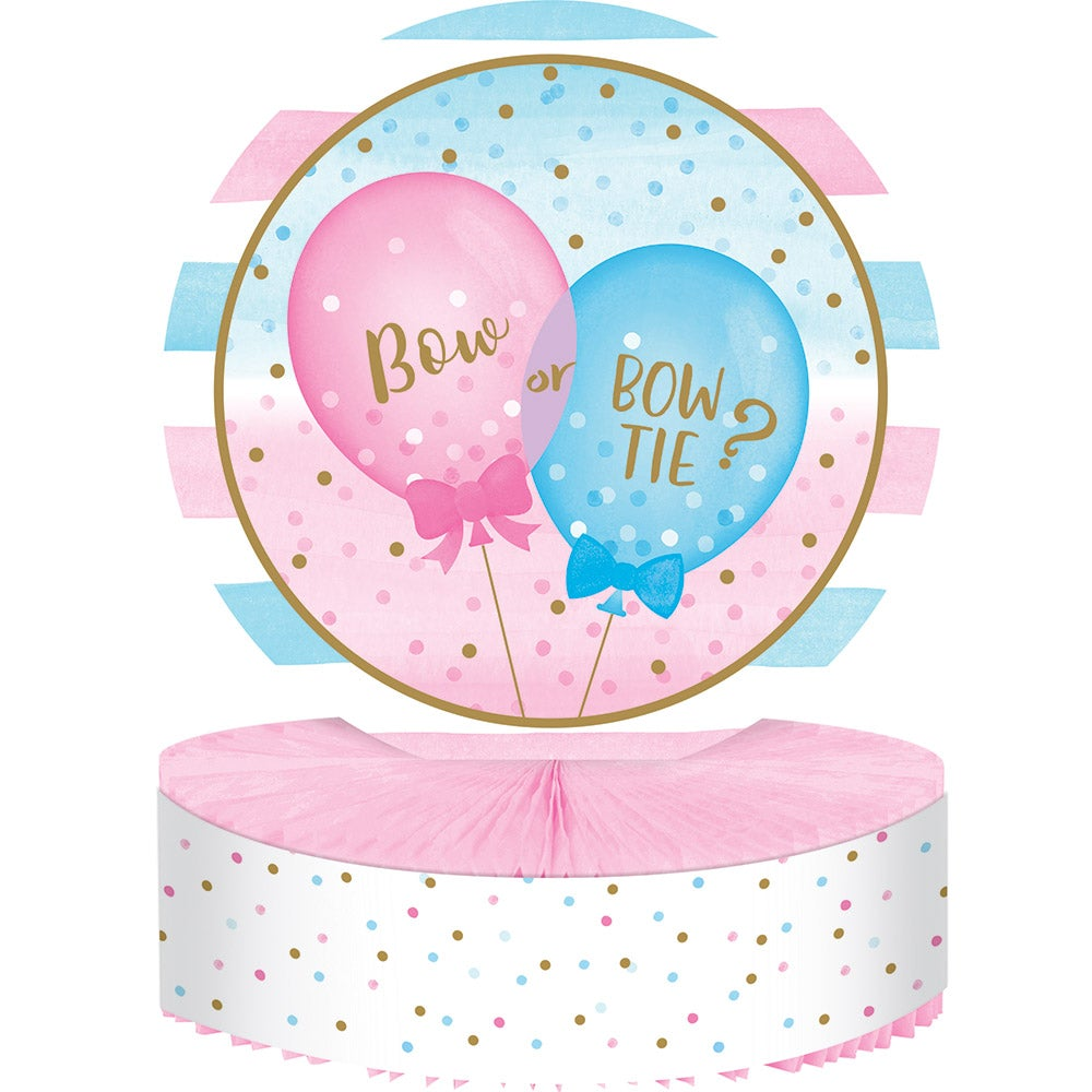 Gender Reveal B HC Centerpiece