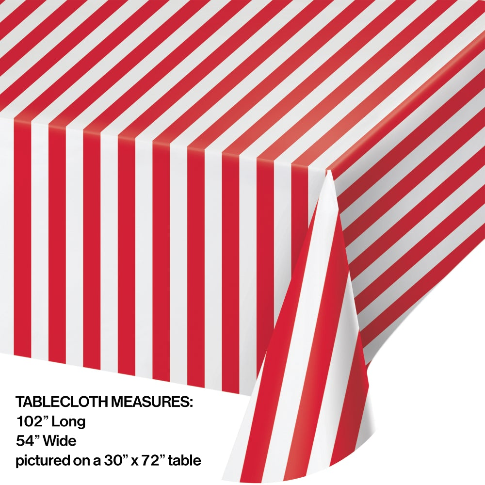 Circus Party Plastic Table-cover