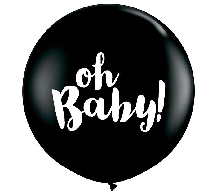 Oh Baby 3 ft Gender Reveal Balloon