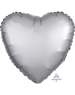 "Anagram. Heart 18"" Balloon"