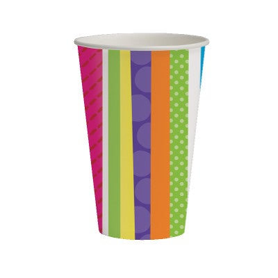 Bright & Bold 9 Oz Hot/Cold Cup