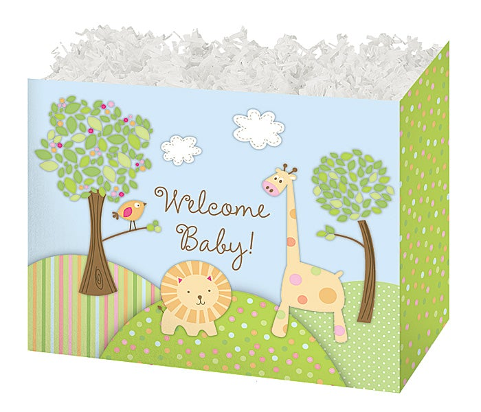 Box Small Welcome Baby
