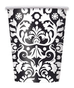 Damask 9 Oz Hot/Cold Cup