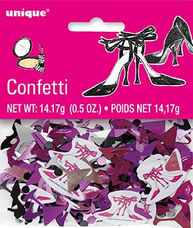 Girl Night Confetti