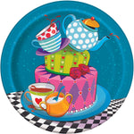 Mad Tea Party Lunch Plates