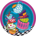 Mad Tea Party Dinner Plates