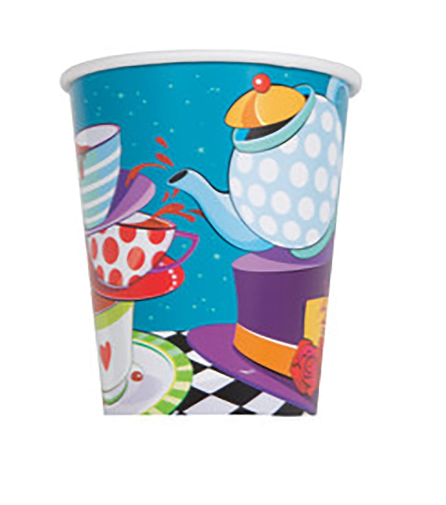 Mad Tea Party Hot/Cold 9 Oz Cup