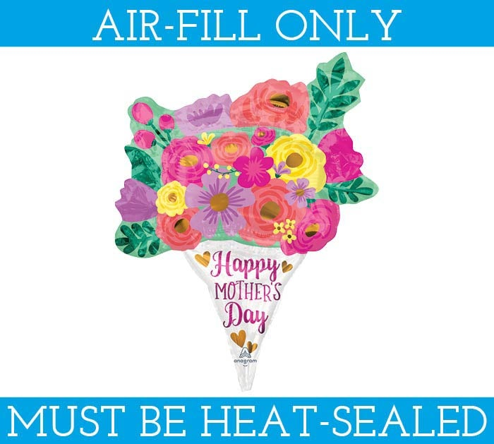 "14"" Mother's Bouquet Balloon"