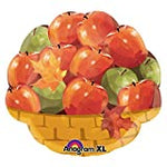 Basket Of Apples Balloon