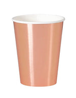 Rose Gold 12 Oz. Hot/Cold Cups