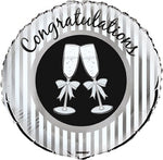 "18"" Wedding Foil Congratulation"
