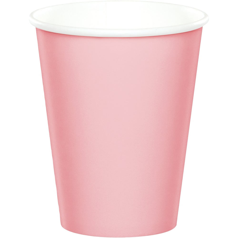 Classic Pink 9 Oz. Hot/Cold
