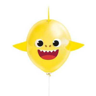 Baby Shark 4 Shark Balloon Kits