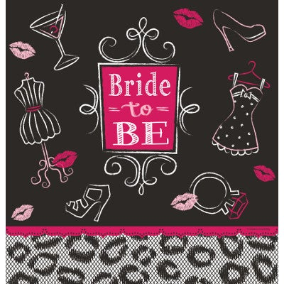 Bridal Bash Tablecover