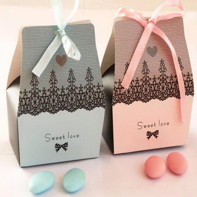 Sweet Love Box Pink