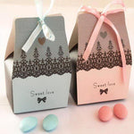 Sweet Love Wedding Favor Blue