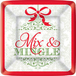 Rossanne Beck - Mix & Mingle Square Lunch Plates