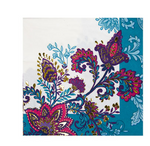 Jacobean Floral Collection 3 Ply Lunch Paper Napkins