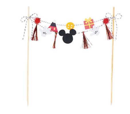 Papyrus Disney Collection Cake Topper