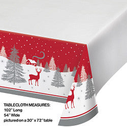Winter Wonder Tablecover