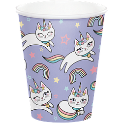 Sassy Caticon 9 oz Hot/Cold Cups