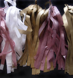 Tissue Paper Tassel Garland Kit