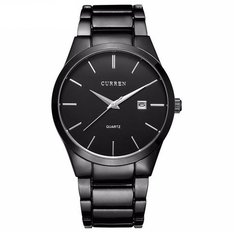 BERTO'S BLACK STAINLESS STEEL