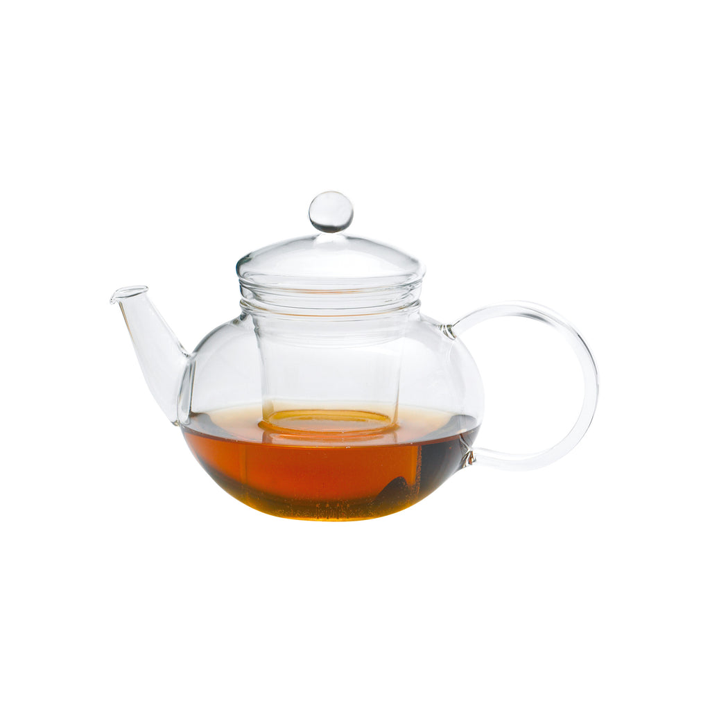Trendglas Teapot MIKO 0.8L with Glass Strainer