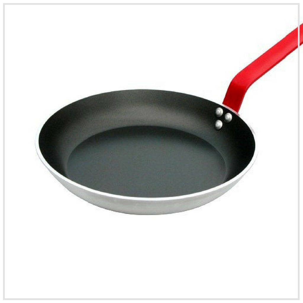 Non Stick Frypan 24cm RED