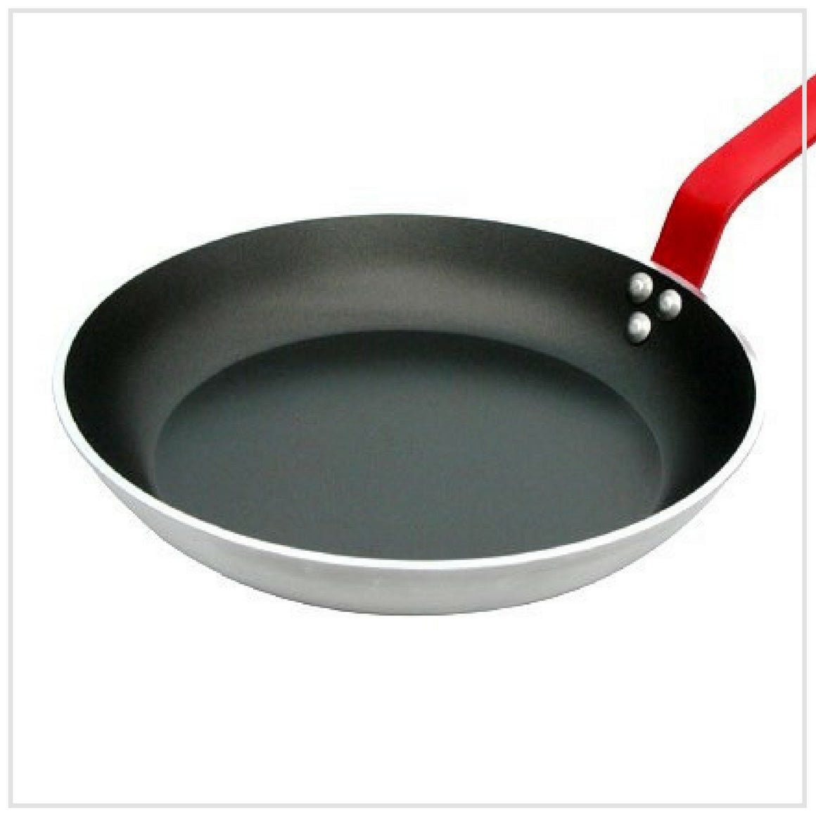 Non Stick Frypan 32cm RED