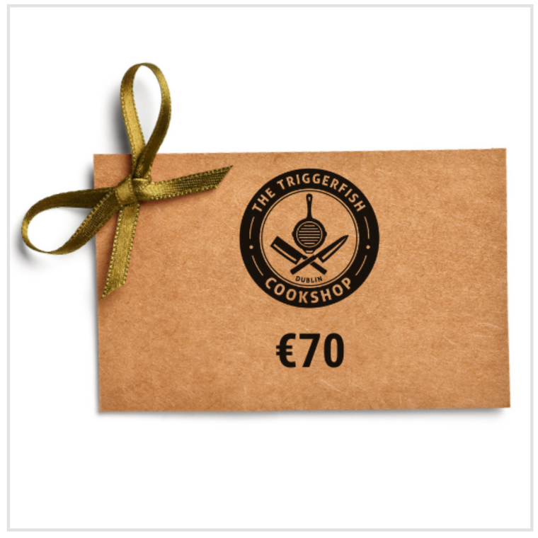 Triggerfish Cookshop Gift Card €70