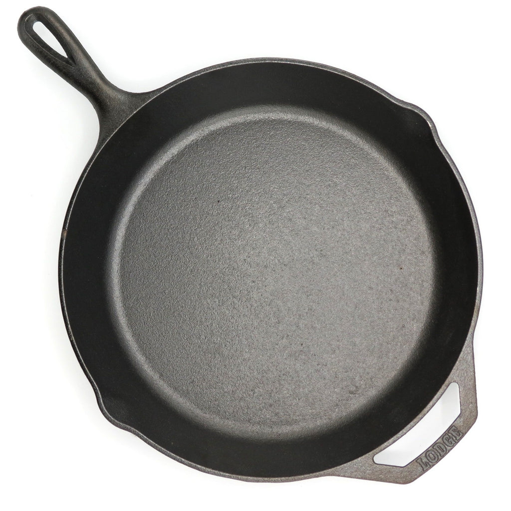 Lodge Round Skillet w/Handle 30cm