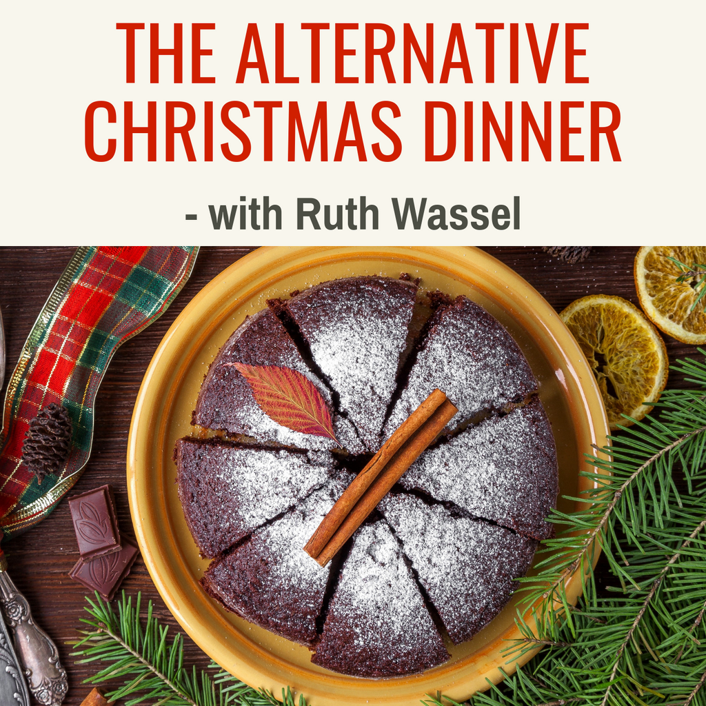 The Alternative Christmas Dinner | Wednesday 13 December| 6.45 to 9.15pm