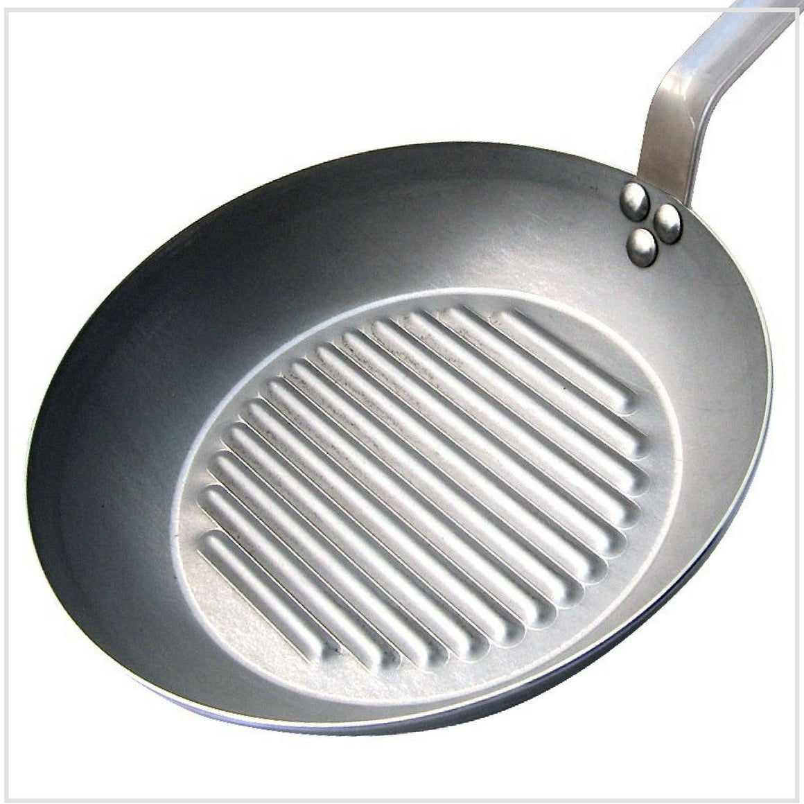De Buyer Steak/Grill Pan 26cm