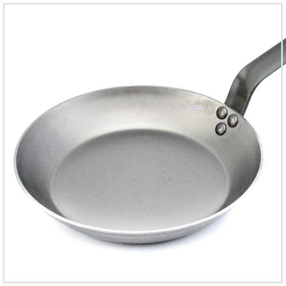 De Buyer Mineral B Iron Frypan - 28cm