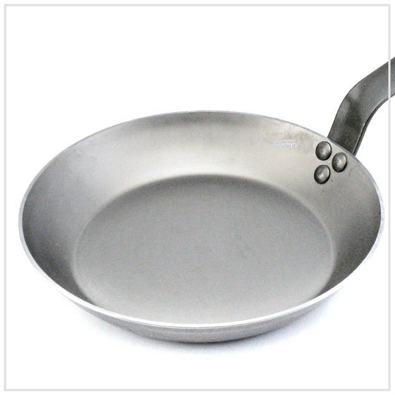De Buyer Mineral B Iron Frypan - 32cm