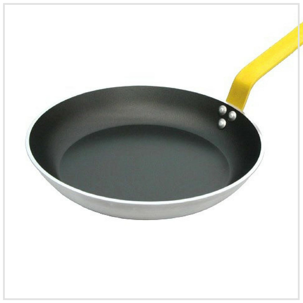 Non Stick Frypan 28cm YELLOW