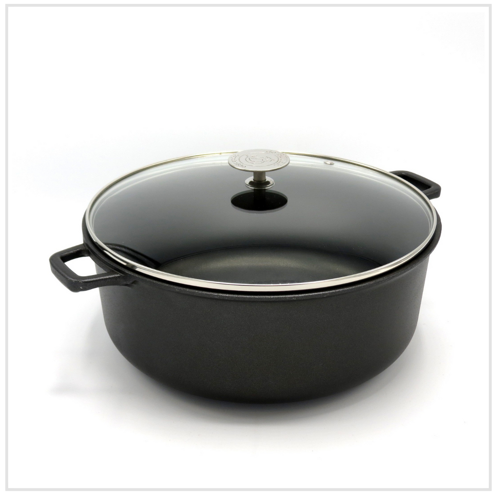 De Buyer Lightweight Non-Stick Casserole -24cm