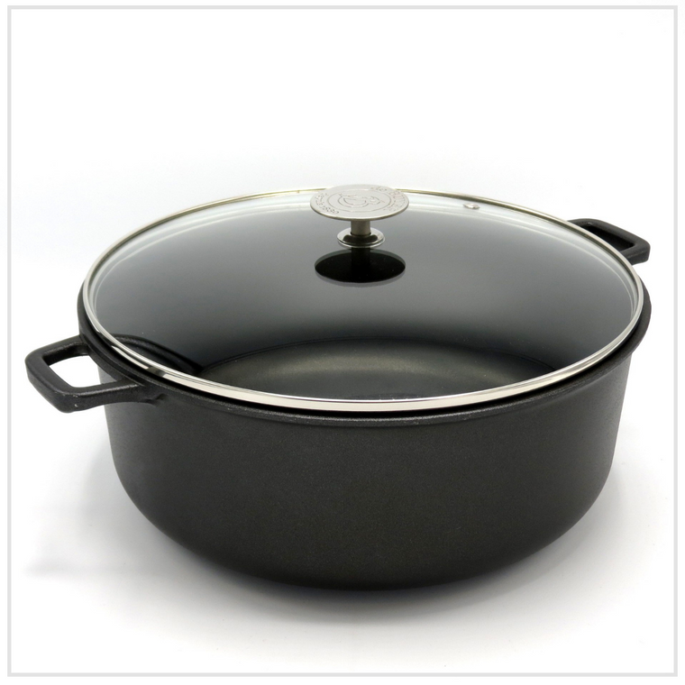 De Buyer Light Weight Non Stick Casserole (28cm)