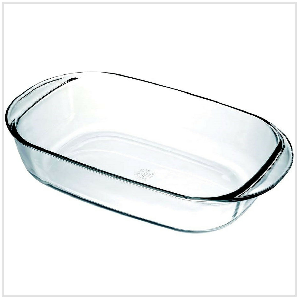 Duralex Oven Chef Glass Roasting Dish 41x25cm
