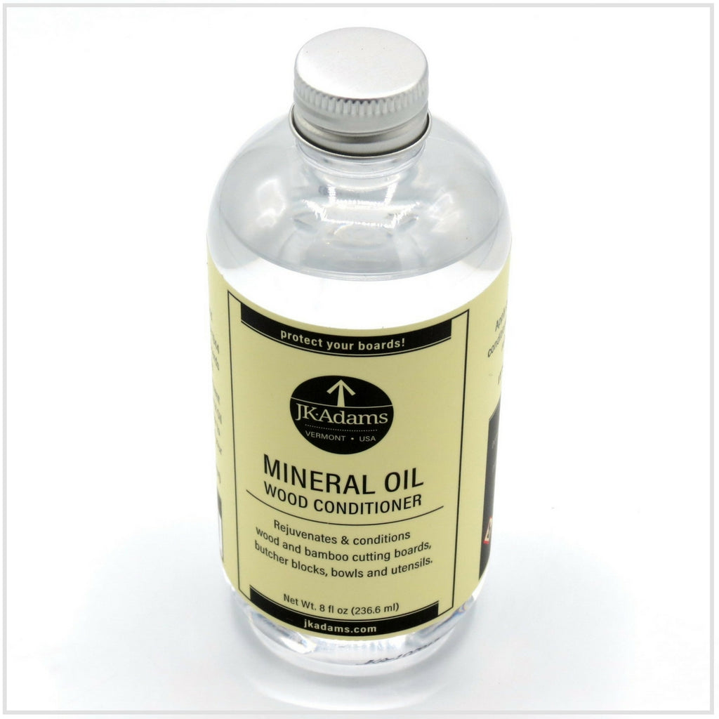 JK Adams Mineral Oil for Wood Care