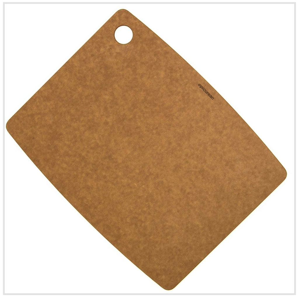 Epicurean Wood Fibre Chopping Board Nutmeg 45x33cm
