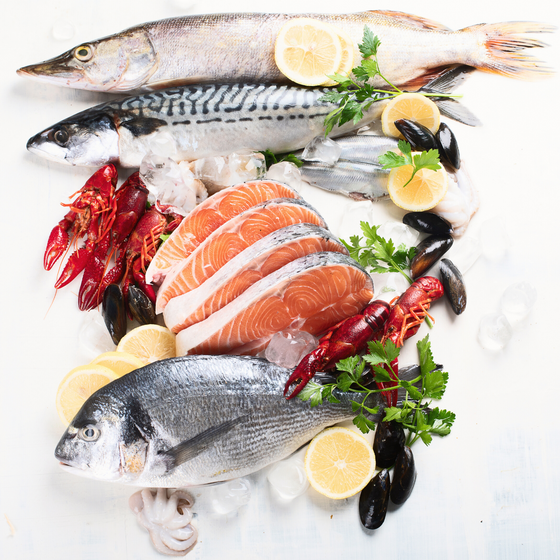 Fish & Seafood Masterclass | Wed 17 June | 18.30 to 21.00